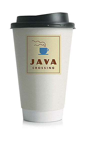 Java Crossing Logo | Grand Canyon Railway Depot