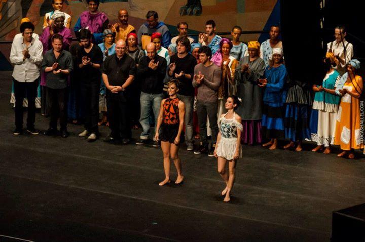 Facebook - Inauguração do Cine Theatro Brasil Vallourec  Fotografia: Lucas Halle