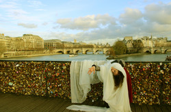 Pont Des Arts - Paris - 2014