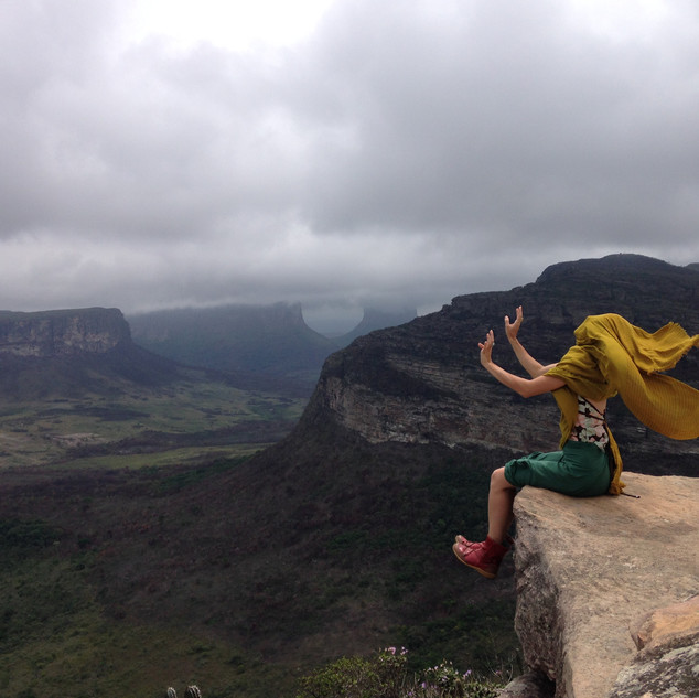 Morro do Pai Inácio - Chapada Diamantina - 2016