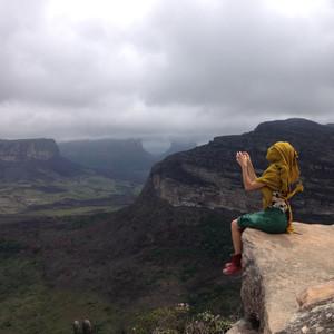 Morro do Pai Inácio - Chapada Diamantina - 2016