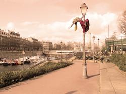 Praça da Bastilha - Paris - 2014