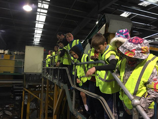 Recycling Education - Arrowtown Primary School