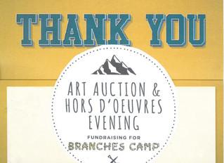 Branches Art Auction
