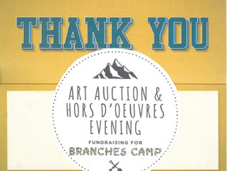 Branches Art Auction