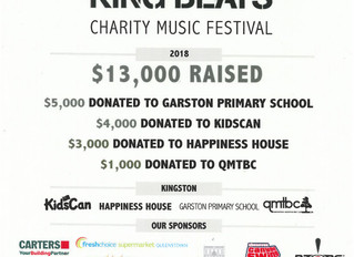 KING BEATS - Charity Music Festival