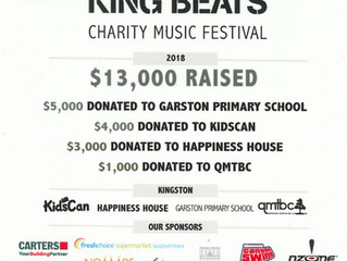 KING BEATS - Charity Music Festival