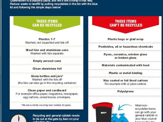 Recycling Collections Christmas holidays