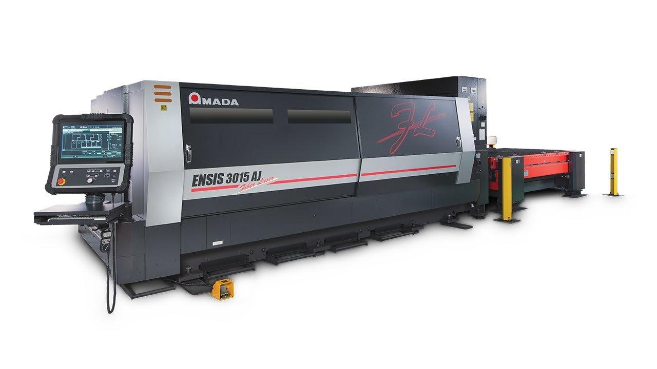 Amada Ensis 30159k Fiber Laser