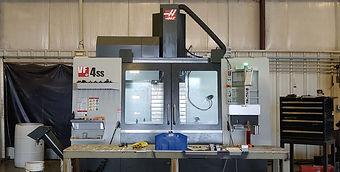 Haas Machine Center