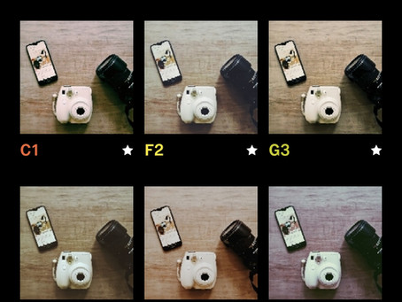Aplicaciones para editar/retocar tus fotos