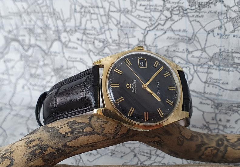 Lovely vintage Omega Geneva Automatic wristwatch, ref 166.041