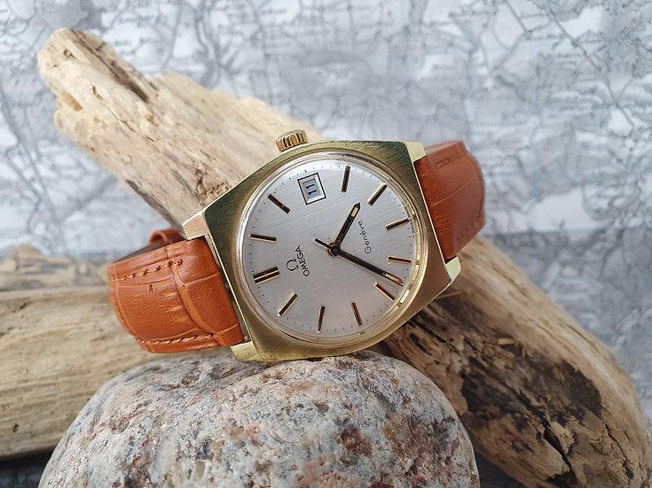 Stunning vintage Omega wristwatch, ref 136.0049