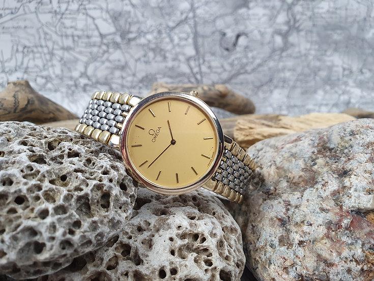 Lovely vintage Omega De Ville gentleman's wristwatch
