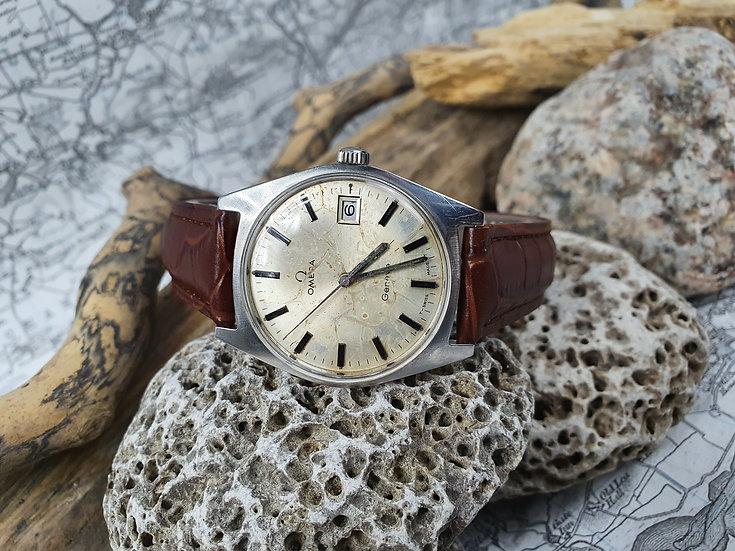 Stunning vintage Omega wristwatch, ref 136041