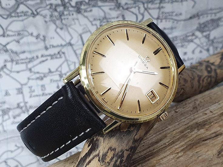 Stunning vintage Omega wristwatch, ref 132.019