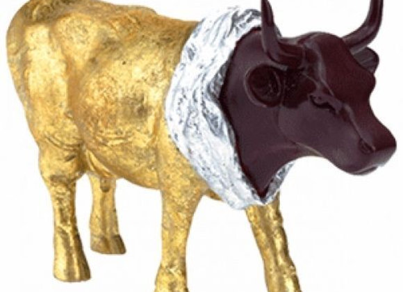 Cow Parade -Cow Parade Vaquita De Chocolat Small