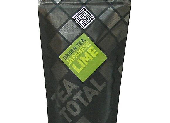 Japanese Lime Green Tea- Tea Total 100grams Loose