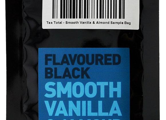 Smooth Vanilla & Almond Black Tea- Tea Total 100grams Loose
