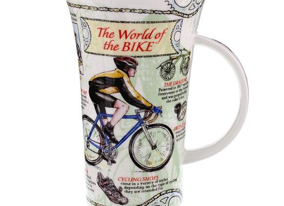 Dunoon Mug Glencoe ' The World of The Bike ' 0.5L