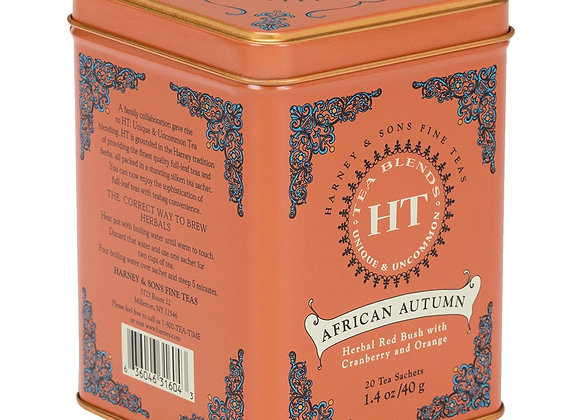 Harney & Sons African Autumn Herbal 20 Bags