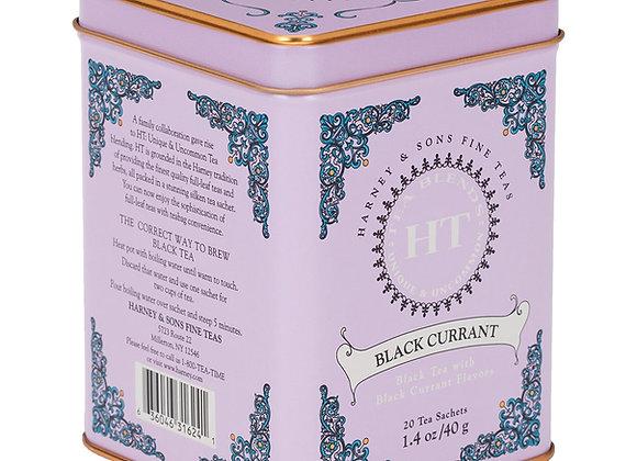 Harney & Sons Black Currant Tea 20 Bags
