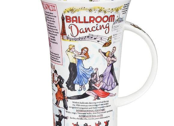 Dunoon Mug Glencoe ' Ballroom Dancing '
