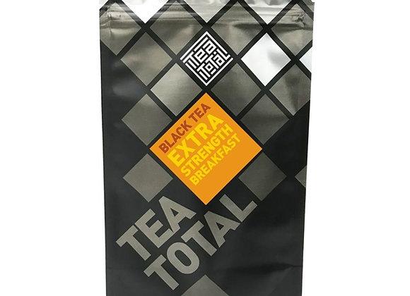 Breakfast Blend Extra Strength 100grams Loose -Tea Total Tea