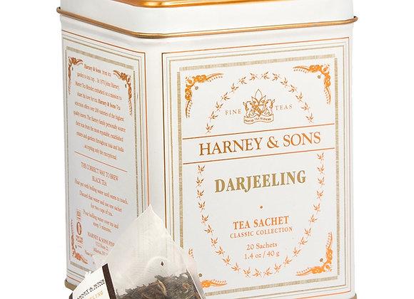Harney & Sons Darjeeling Tea 20teabags in Tin
