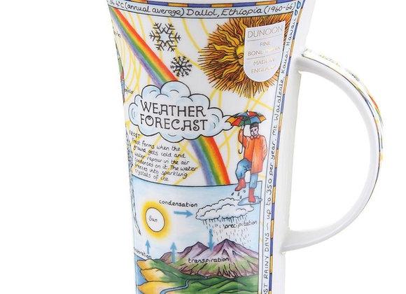 Dunoon Mug Glencoe ' Weather Forecast '