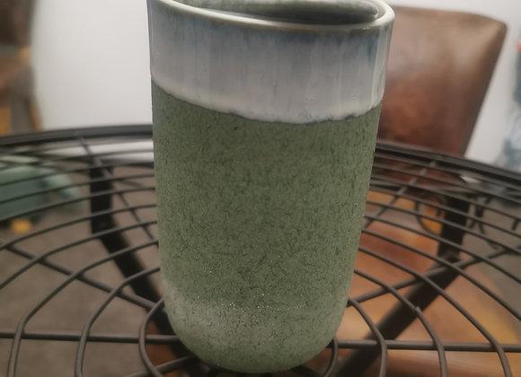 eCup Ceramic Double Walled Travel Mug