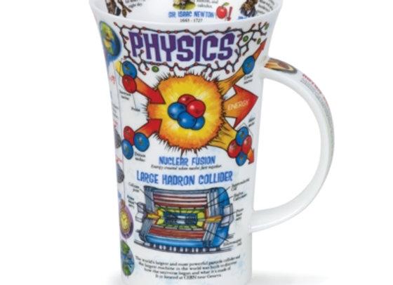 Dunoon Mug Glencoe ' Physics ' 0.5L