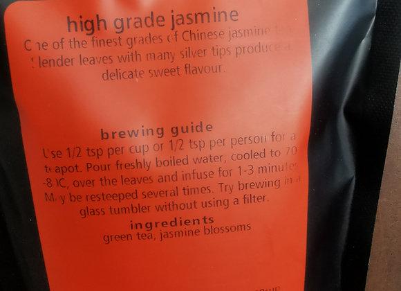 High Grade Jasmine Green T Leaf T 100grams Loose