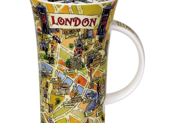 Dunoon Mug Glencoe ' London '