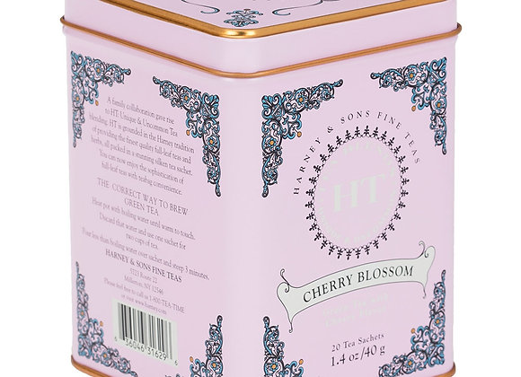 Harney & Sons Cherry Blossom Green Tea 20 Bags