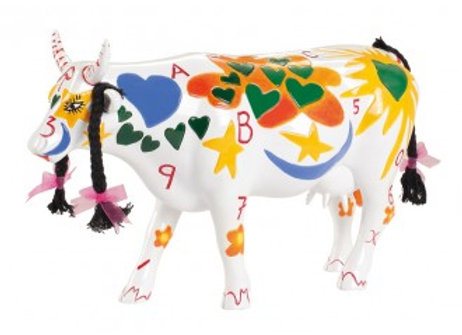 Cow Parade- Lovely Guadeloupe