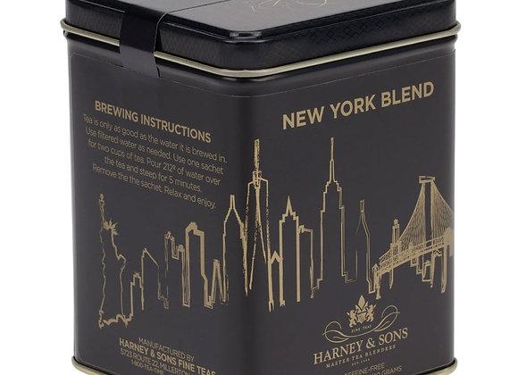Harney & Sons New York Herbal Tea 20 Bags in Tin