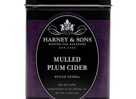 Harney & Sons Mulled Plum Cider 4oz Loose