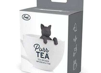 Fred Purr Tea Infuser - Cat