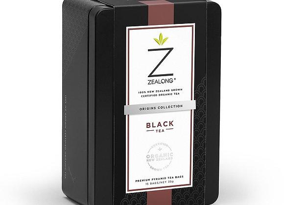 Zealong Organic Black Tea