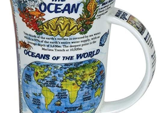 Dunoon Mug Glencoe ' The Ocean ' 0.5L
