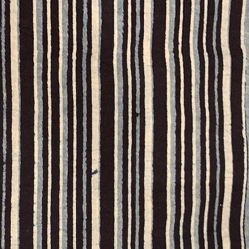 Pinstripes - Beanpaste Fabric
