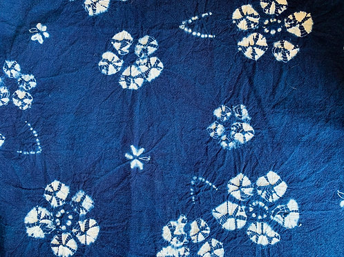 Loulou- Shibori Fabric