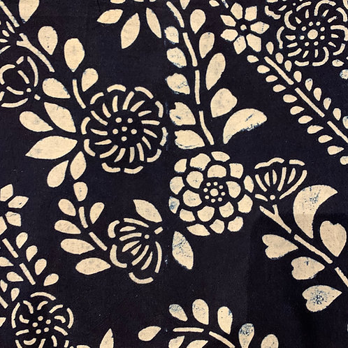 Climbing Rose- Beanpaste Fabric