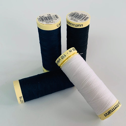 Gutterman Sew All Thread - 100m spool