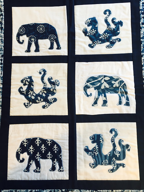 Elephants and Tigers Kit