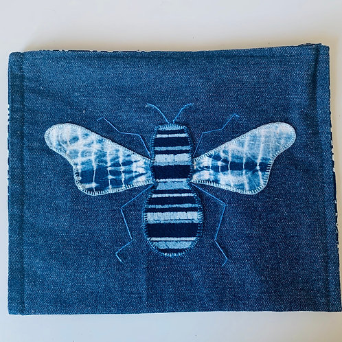 Honeybee Zipper Pouch