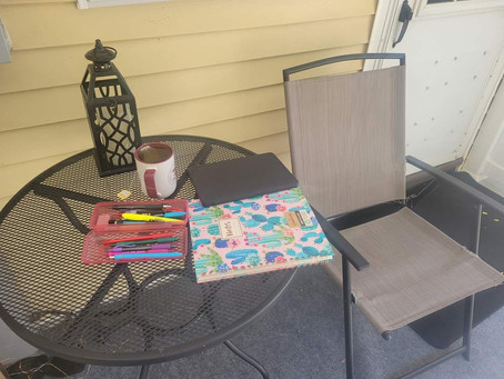 CHRONICLES FROM THE PORCH  - FINAL ILLINOIS EDITION