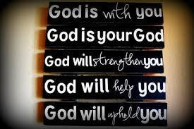 God is With You!