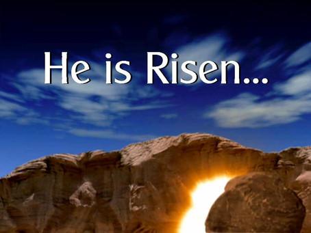 Jesus Is Alive! Hallelujah!
